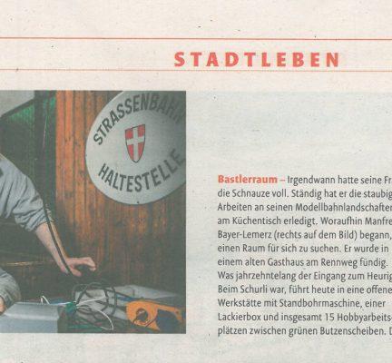 Pressebericht Falter 7/17